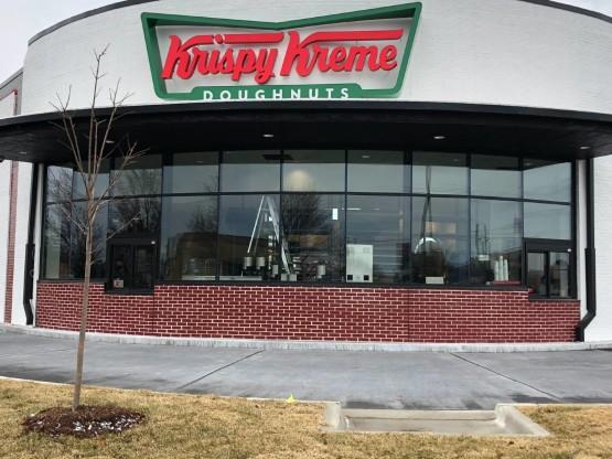 Krispy Kreme #1 opp